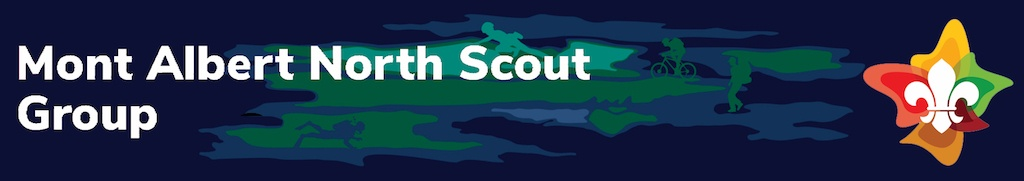 Mont Albert North Scouts Logo